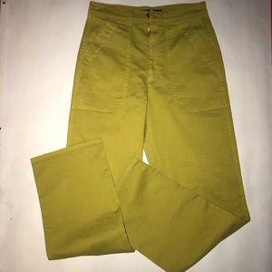J Brand Winfield utility pants in absynthe
